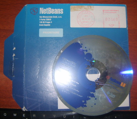 Netbeans 6 DVD
