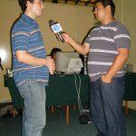 Skatox hablando para BuenaTV
