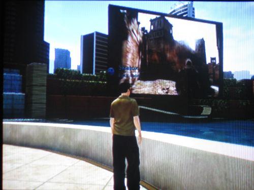 Vídeo de SOCOM en medio de la plaza