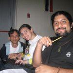 Manuel, Tatica y Ernesto