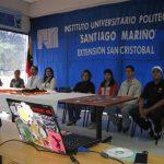 Autoridades del Politécnico Santiago Mariño