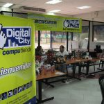 Puesto del patrocinador Digital City