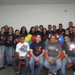 Los participantes del evento