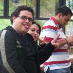 Jaac, Ana y Alejandro