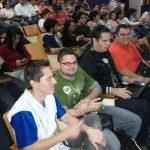 Jcoaks, Eduardo Briceño, Cisco y Omar Segura