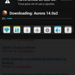 Gestor de actualizaciones de Firefox Mobile