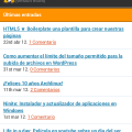 Mi blog visto en Firefox Mobile