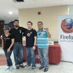 Stand de Mozilla