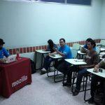 Charla de Arturo Martinez sobre Mozilla