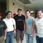 Willicab, Skatox, Richzendy, Rafael y Ernesto