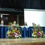 Autoridades de la universidad