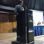 Palabras del Prof. Giancarlo Colmenares
