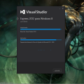 Instalación de Visual Studio