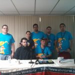 Organizadores y ponentes del evento
