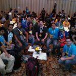 Varios mozilleros de Latinoamérica reunidos