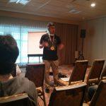 Camilo Viecco hablando sobre SSL y TLS