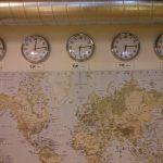 Horas de las distintas oficinas de Mozilla