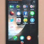 Firefox 1.4 en el Nexus 4