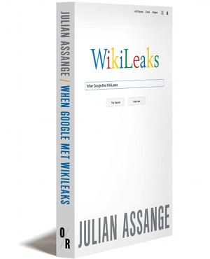 Cuando Google se reunió con Wikileaks
