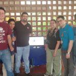 Parte del equipo de Mozilla Venezuela