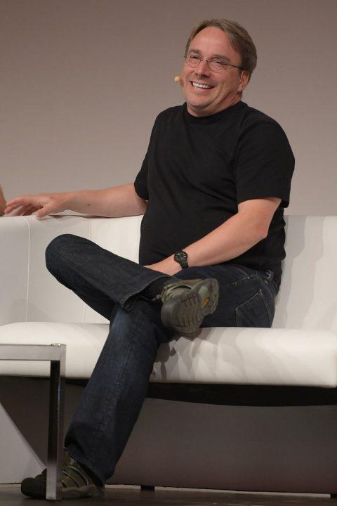 Linus Torvalds, el creador de Linux y GIT