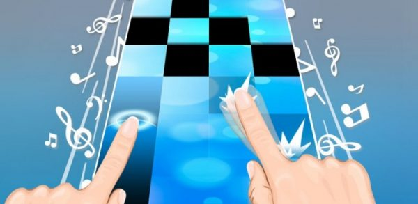 Piano Tiles a través de Android en la PC