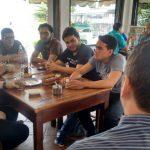 Primer encuentro de meetup de WordPress del Táchira