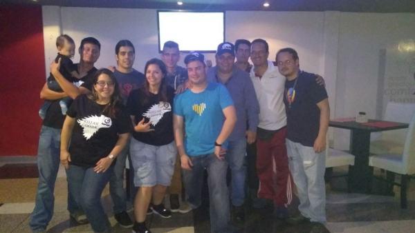 El equipo del FLISOL 2018 de Táchira, sin ellos no hubiese sido posible