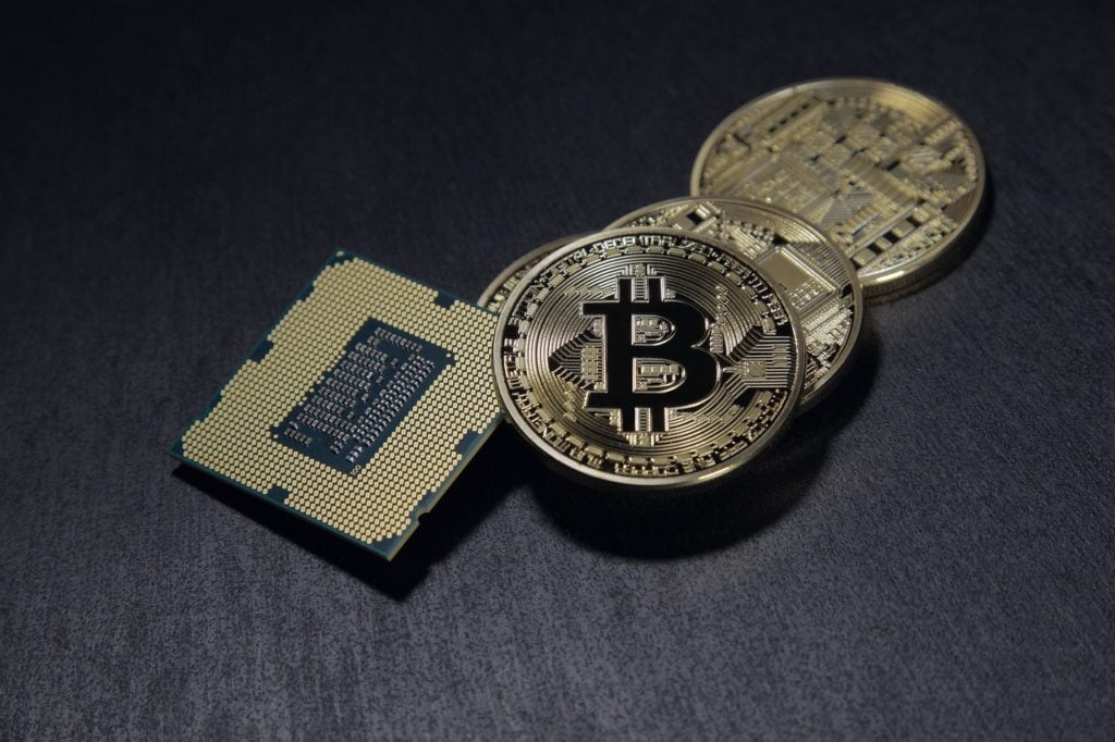 Bitcoin y procesador Intel