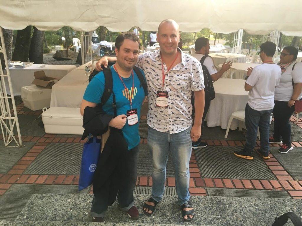 Skatox e Igor Suhorukov