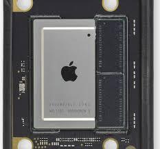 El chip de Apple Sillicon (M1)